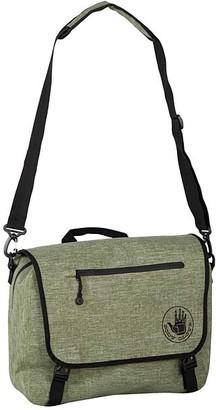 Body Glove Messenger Bags Green - Green Gates Waterproof Messenger Bag