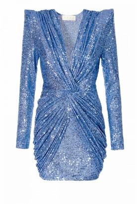 Aggi Jennifer Blue Ilusion Dress