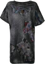 Avant Toi printed blouse