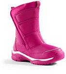 Lands' End Kids Snow Flurry Boots-Black