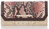 Brahmin Soft Checkbook Wallet Collins