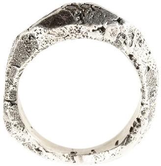 Tobias Wistisen Rough Finish Ring
