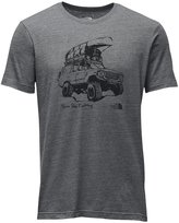 The North Face Men'/ Off Road Tri-Blend Tee
