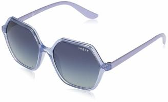 Vogue Women's VO5361S Hextagonal Sunglasses