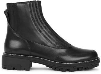 Rag & Bone Shawn 40 black leather Chelsea boots