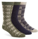 Men's Ugg Assorted 3-Pack Crew Socks