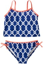 Crazy 8 Tile Tankini