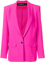 Filles a papa padded shoulder blazer