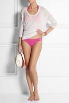 Violet Lake Loti cutout bikini briefs