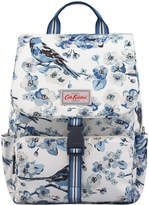 Cath Kidston Meadowfield Birds Buckle Backpack