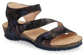 Think! Women's 'Dumia' Three Strap Sandal