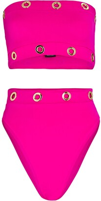 Oye Swimwear Arya Bandeau Bikini Set