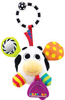 Sassy Bumpy Cow Baby Rattle Toy