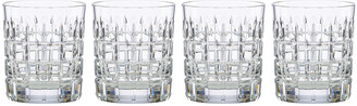 Reed & Barton New Vintage 4-Piece Duncan Double Old-Fashioned Set