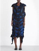 Issey Miyake Mars Twist pleated dress