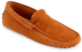 Tod's Brandy Gommino Nuovo Penny Moccasins