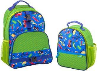 Stephen Joseph Transportation Backpack & Lunchbox