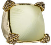 Alexis Bittar Pyramid Lucite Ring