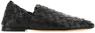Bottega Veneta Woven Loafers