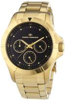 Tom Tailor Women's Quartz Watch 5412201 with Metal Strap
