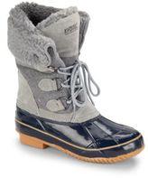 Khombu Faux Fur Suede Boots