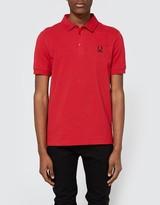 Fred Perry Denim Pocket Pique Shirt