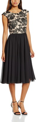 Swing Women's Carla Cocktail Dress with Flower Embroidery