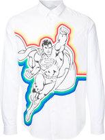 Iceberg Superman print shirt