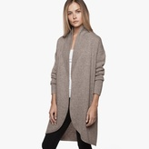 James Perse Cashmere Shawl Collar Coat