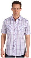 Zagiri Summer Nights S/S Shirt (Lavender) - Apparel