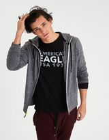 American Eagle Outfitters AE Active Ombre Full-Zip Hoodie