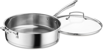 Cuisinart Professional Series Stainless 6-qt. Saute Pan