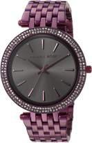 Michael Kors Women's 'Darci' Quartz Stainless Steel Casual Watch, Color: (Model: MK3554)