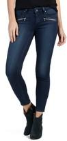Paige Women's Transcend - Jane Zip Crop Skinny Jeans