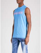 Dsquared2 Bruiser Cotton-jersey Vest