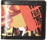 Vivienne Westwood Protest Print Wallet Wallet Handbags