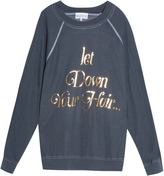Wildfox Couture Let Down Your Hair Sweater