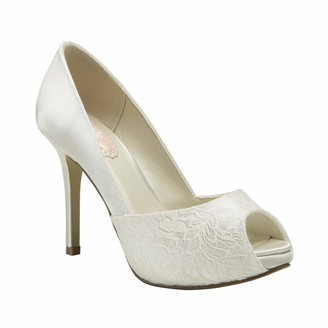 Paradox London Pink Women's Fancy Wedding Shoes