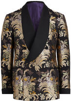 Ralph Lauren Purple Label Silk Jacquard Dinner Jacket