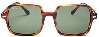 Ray-Ban Women's 1973 Square Sunglasses, 53mm