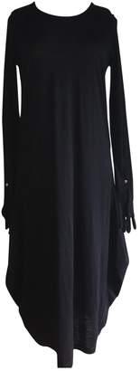 Comme des Garcons Black Wool Dress for Women