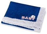 NoJo Sport Appliqued Cuddle Plush Baby Blanket