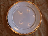 Martha Stewart Collection Handkerchief Lace Dinner Plate Bone China