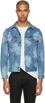Saint Laurent Blue Denim 'Sweet Dreams' Jacket