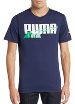 Puma Formstripe Logo Tee