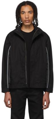 AFFIX SSENSE Exclusive Black Track Jacket