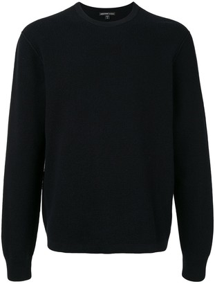 James Perse Long Sleeve Thermal Cashmere Sweater