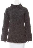 Steven Alan Wool Mock Neck Sweater