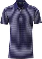 Bobby Jones Men's Double Pin Stripe Polo