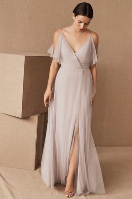 Jenny Yoo Aeryn Dress By in Purple Size 12